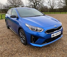 KIA PROCEED 1.5 T-GDI GT-LINE SHOOTING BRAKE (S/S) 5DR