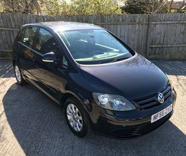 VOLKSWAGEN GOLF PLUS 1.9 TDI PD LUNA 5DR
