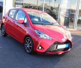 TOYOTA YARIS 1.5 HYBRID ICON TECH 5DR CVT