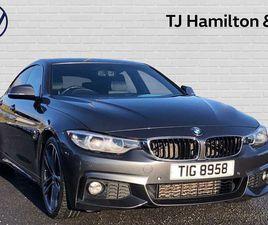 BMW 4 SERIES 2.0TD 420D M SPORT (S/S) GRAN COUPÉ 4DR