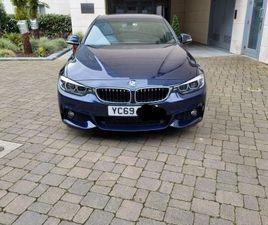 BMW 4 SERIES 2.0 420D M SPORT AUTO XDRIVE (S/S) 2DR