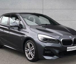 BMW 2 SERIES ACTIVE TOURER 218I M SPORT ACTIVE TOURER 1.5 5DR