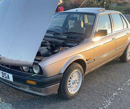 BMW 3 SERIES 1.8 4DR