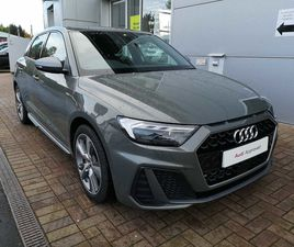 AUDI A1 SPORTBACK S LINE COMPETITION 40 TFSI 200 PS S TRONIC 2.0 5DR