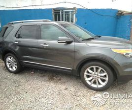 FORD EXPLORER LIMITED ANNÉE 2016   COCODY   JUMIA DEALS