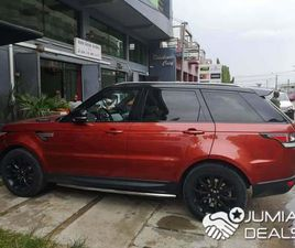 RANGE ROVER SUPERCHARGED ANNÉE 2015 | COCODY | JUMIA DEALS