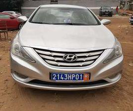 HYUNDAI SONATA Y20 ANNE 2010 ESSENCE BOITE AUTO FULL OPTION PETIT MOTEUR 4 CYLINDRE CLIMAT