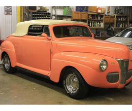 FOR SALE: 1941 FORD DELUXE IN CADILLAC, MICHIGAN