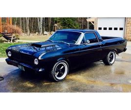FOR SALE: 1966 FORD RANCHERO IN CADILLAC, MICHIGAN