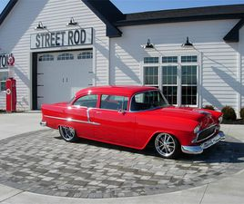FOR SALE: 1955 CHEVROLET 210 IN NEWARK, OHIO