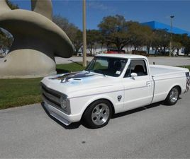 FOR SALE: 1972 CHEVROLET C10 IN CADILLAC, MICHIGAN