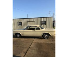 FOR SALE: 1964 CHEVROLET CORVAIR IN CADILLAC, MICHIGAN