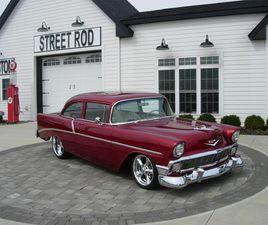 FOR SALE: 1956 CHEVROLET 210 IN NEWARK, OHIO