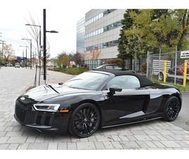 FOR SALE: 2018 AUDI R8 IN MONTREAL, QUEBEC