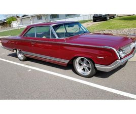 FOR SALE: 1964 MERCURY MARAUDER IN CADILLAC, MICHIGAN