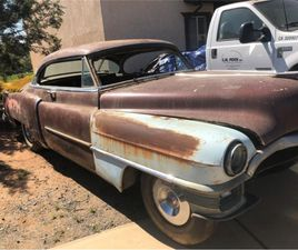 FOR SALE: 1952 CADILLAC COUPE DEVILLE IN CADILLAC, MICHIGAN