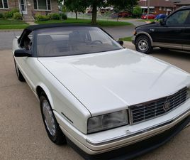 FOR SALE: 1993 CADILLAC ALLANTE IN ST.CATHARINES, ONTARIO
