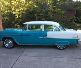FOR SALE: 1955 CHEVROLET BEL AIR IN INDIANAPOLIS, INDIANA