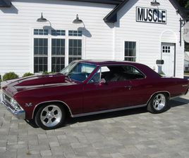 FOR SALE: 1966 CHEVROLET CHEVELLE IN NEWARK, OHIO