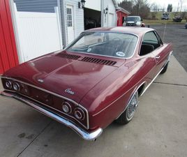 FOR SALE: 1965 CHEVROLET CORVAIR IN ASHLAND, OHIO