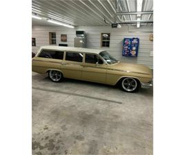 FOR SALE: 1962 CHEVROLET BEL AIR IN CADILLAC, MICHIGAN