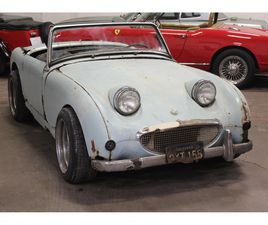 FOR SALE: 1959 AUSTIN-HEALEY BUGEYE IN CLEVELAND, OHIO