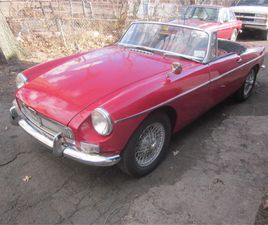 FOR SALE: 1964 MG MGB IN STRATFORD, CONNECTICUT