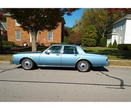 FOR SALE: 1990 CHEVROLET CAPRICE IN GAHANNA, OHIO