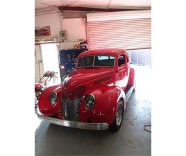 FOR SALE: 1938 FORD DELUXE IN CADILLAC, MICHIGAN