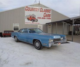 FOR SALE: 1969 CADILLAC ELDORADO IN STAUNTON, ILLINOIS