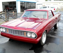 FOR SALE: 1964 CHEVROLET EL CAMINO IN GREENVILLE, NORTH CAROLINA
