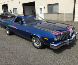 FOR SALE: 1976 FORD RANCHERO IN CADILLAC, MICHIGAN