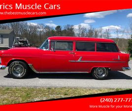 FOR SALE: 1955 CHEVROLET 210 IN CLARKSBURG, MARYLAND