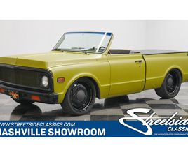FOR SALE: 1971 CHEVROLET C10 IN LAVERGNE, TENNESSEE
