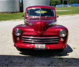 FOR SALE: 1946 FORD DELUXE IN CADILLAC, MICHIGAN