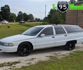 FOR SALE: 1994 CHEVROLET CAPRICE IN HOPE MILLS, NORTH CAROLINA