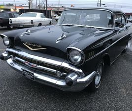 FOR SALE: 1957 CHEVROLET BEL AIR IN STRATFORD, NEW JERSEY