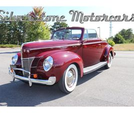 FOR SALE: 1940 FORD DELUXE IN NORTH ANDOVER, MASSACHUSETTS