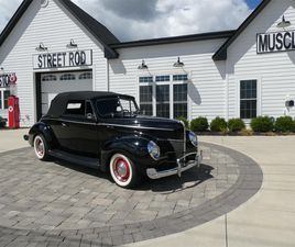 FOR SALE: 1940 FORD DELUXE IN NEWARK, OHIO