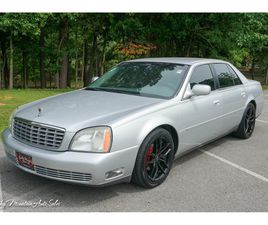 FOR SALE: 2003 CADILLAC DEVILLE IN LENOIR CITY, TENNESSEE