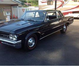 FOR SALE: 1964 PONTIAC GTO IN CADILLAC, MICHIGAN