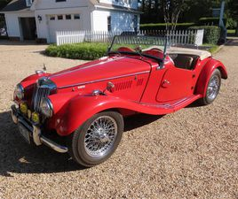 FOR SALE: 1955 MG TF IN OXFORD, MARYLAND