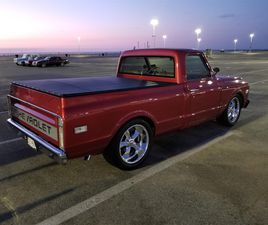 FOR SALE: 1972 CHEVROLET C10 IN EDGEWATER, MARYLAND