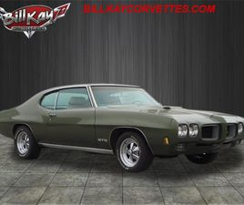 FOR SALE: 1970 PONTIAC GTO IN DOWNERS GROVE, ILLINOIS