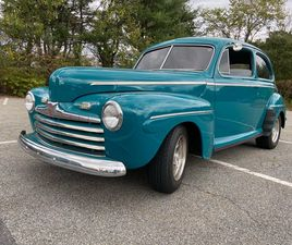 FOR SALE: 1946 FORD DELUXE IN WESTFORD, MASSACHUSETTS