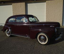 FOR SALE: 1941 FORD DELUXE IN HAM LAKE, MINNESOTA
