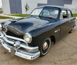 FOR SALE: 1951 FORD DELUXE IN CADILLAC, MICHIGAN