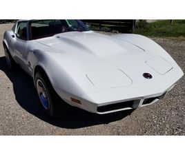 FOR SALE: 1974 CHEVROLET CORVETTE IN RED HOUSE, WEST VIRGINIA