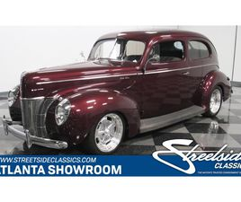 FOR SALE: 1940 FORD DELUXE IN LITHIA SPRINGS, GEORGIA
