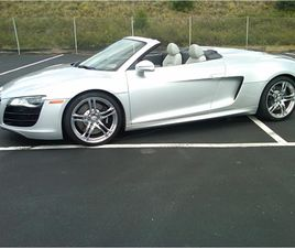 FOR SALE: 2011 AUDI R8 IN SIMPSONVILLE, SOUTH CAROLINA